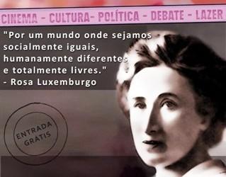 Gama Livre Rosa Luxemburgo A Rosa Vermelha Do Socialismo