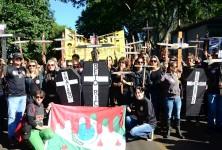 GREVE falta de de diálogo do governo pode levar à greve geral  (foto: Marcos Labanca).