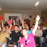 Educadores aprovam moção de repúdio aos vereadores Duso e Vitorassi.