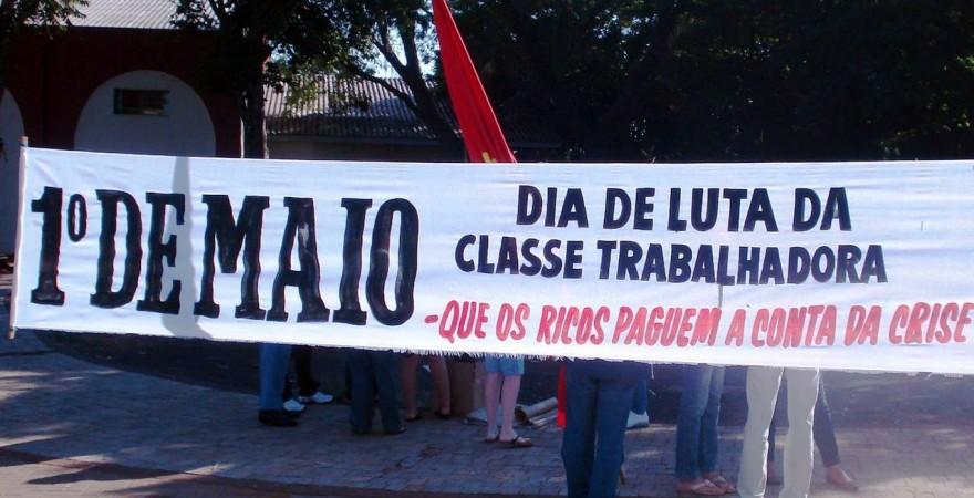 Dia do Trabalhador: APP-Sindicato/Foz participa do ato unificado no domingo