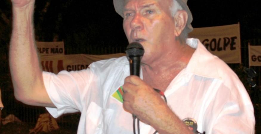 Convite:  Aluízio Palmar recebe Título de Cidadão Honorário em ato de resistência