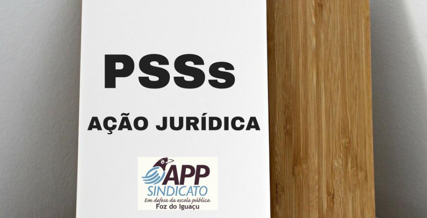PSSs: sindicato reúne documentação para ação jurídica