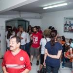 No Núcleo Regional de Educação, servidores pediram melhores condições de trabalho - foto Marcos Labanca