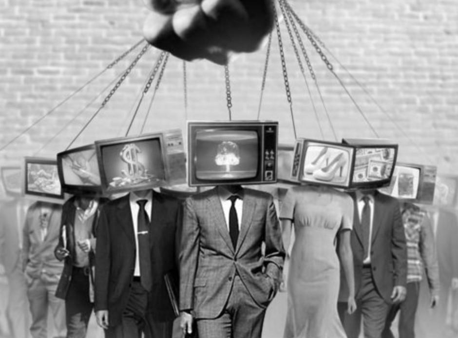 Quatro emissoras de TV detêm 70% da audiência no Brasil