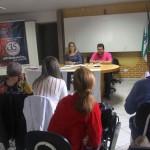 Educadores participaram de assembleia no sábado