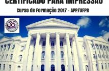certificao curso de formação 2017 - Cópia