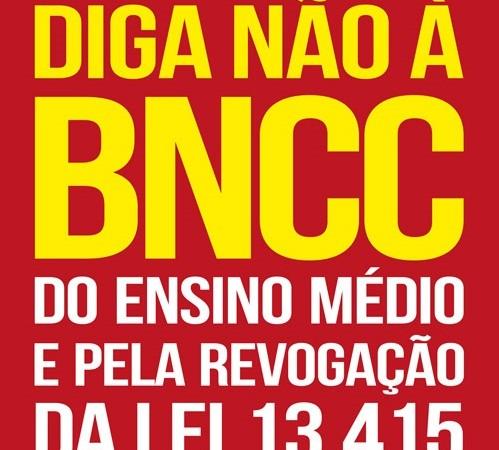 dia não à BNCC