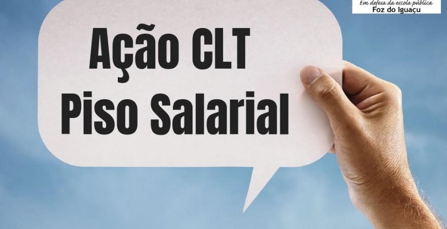 APP abre segunda chamada para Ação CLT – Piso Salarial