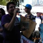 Silvio Borges protesta contra fechamento de turma