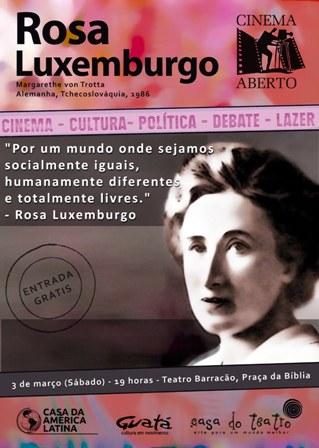 Filmes Rosa Luxemburgo