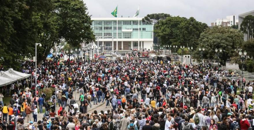 Paralisação dia 29 abril: reserva de vagas no ônibus para Curitiba