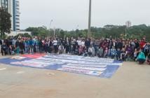 Greve dos educadores terá início no dia 25 de junho - foto Marcos Labanca-Arquivo