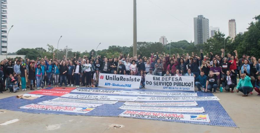 Conselho Regional da APP-Sindicato/Foz: construir a greve unificada dos(as) servidores(as) do Paraná