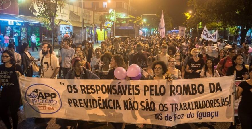 Semana intensa e decisiva: Conselho Regional, Greve Geral e Assembleia Estadual