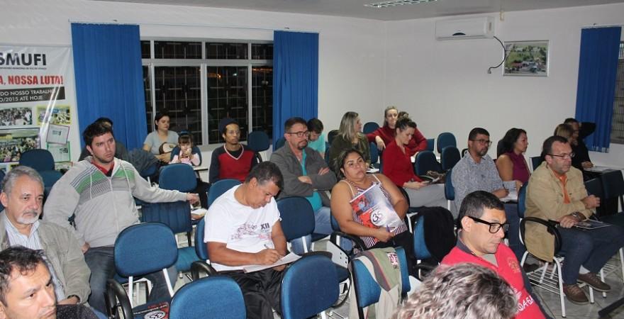 publico formação