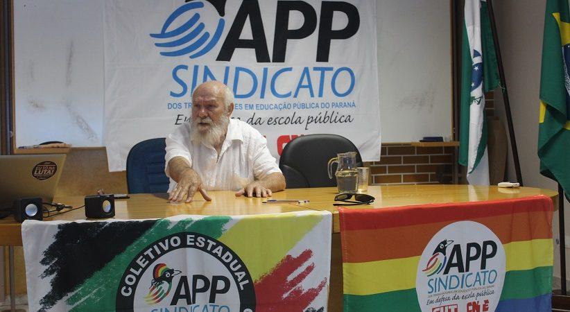 Nota de solidariedade ao militante dos direitos humanos Aluízio Palmar e de repúdio à censura